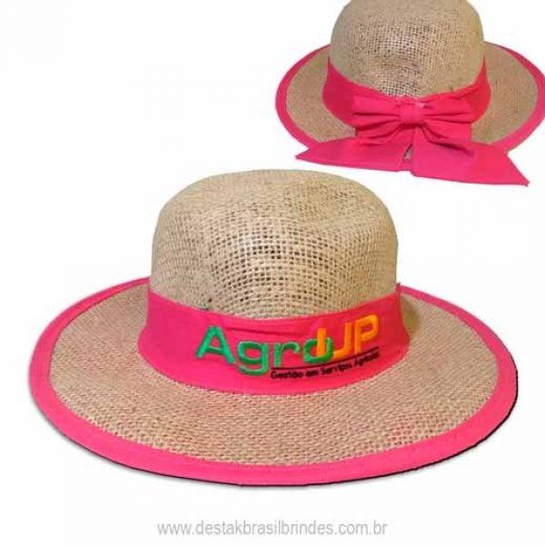 chapeus femininos personalizados