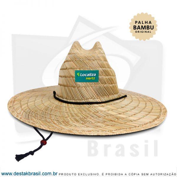 chapeu de palha surf personalizado